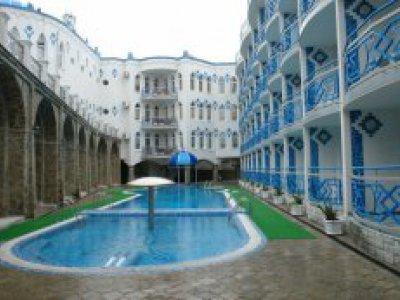 """Курортный отель """"1001 nights Resort&Spa"""""""
