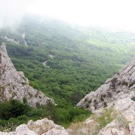 Отдых в Крыму. Шайтан-Мердвень