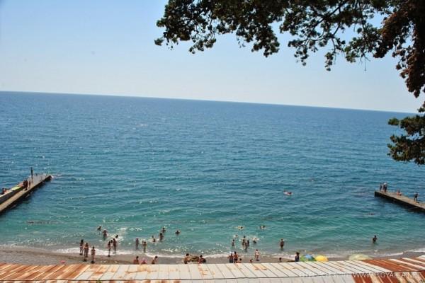 Отдых в Крыму. Апартаменты Абиссаль Симеиз