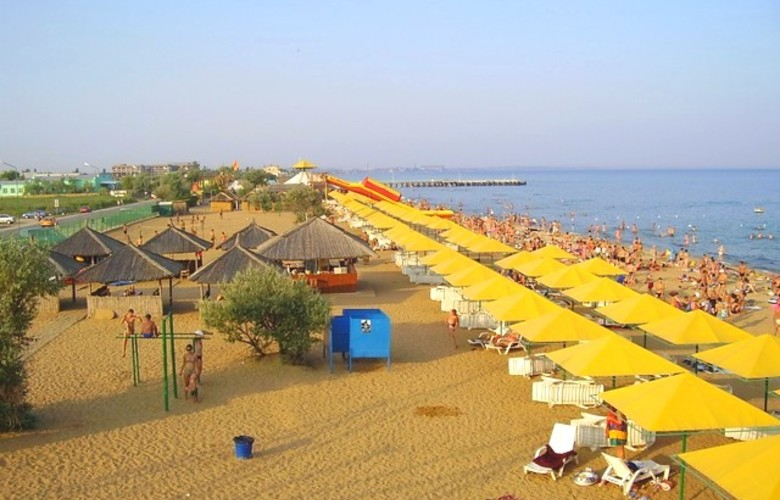 Отдых в Крыму. Феодосия