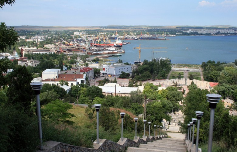 Отдых в Крыму. Керчь