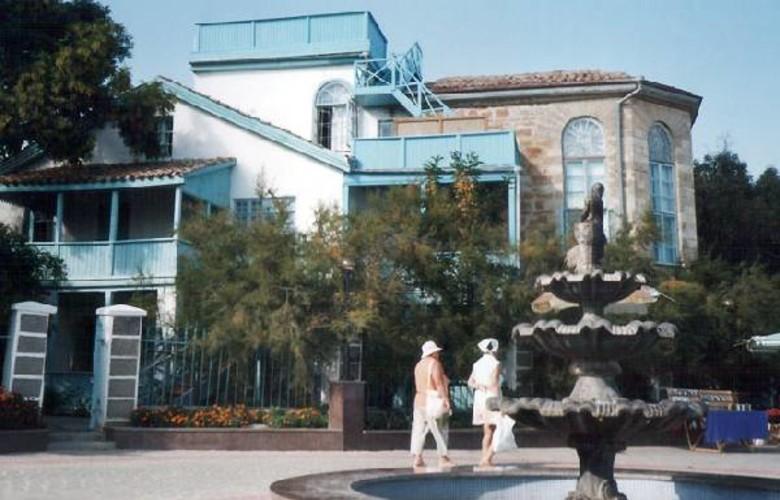 Отдых в Крыму. Коктебель, Дом поэта М. Волошина