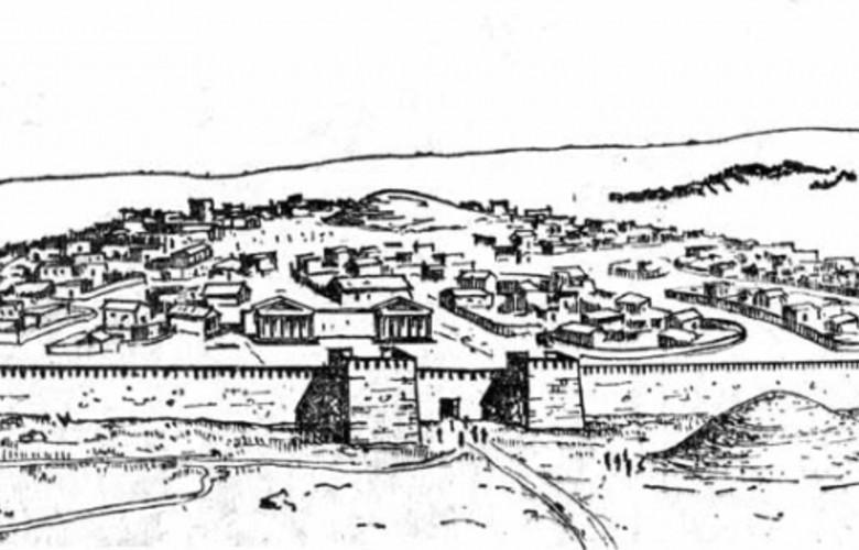 Отдых в Крыму. Неаполь скифский археологический заповедник