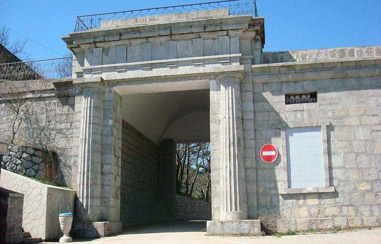 Отдых в Крыму. Байдарские ворота