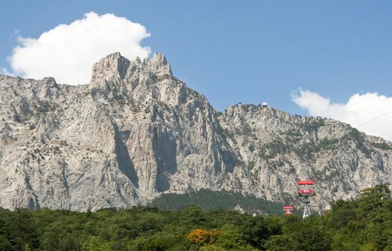Отдых в Крыму. Ай-Петри, плато, гора, яйла
