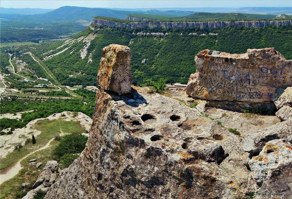 Отдых в Крыму. Тепе-Кермен