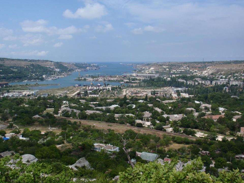 Отдых в Крыму. Инкерман