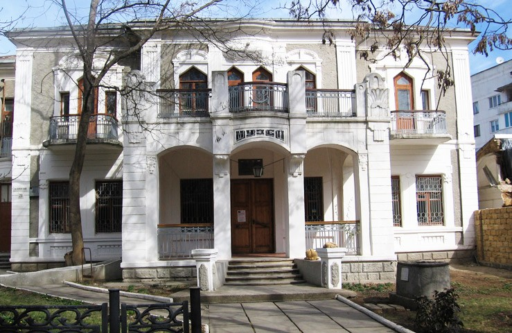 Отдых в Крыму. Сакский историко-краеведческий музей