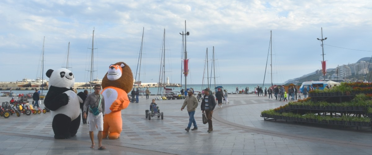 Полезные уроки майских 2016: Крым проиграл Сочи